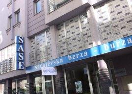 Sarajevska berza: Promet od 103.725 KM