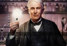 The Success Story of Thomas Edison