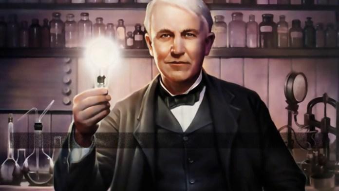 The Success Story of Thomas Edison