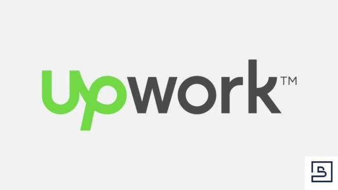 The Upwork Logo make money online