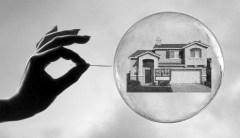 Prick housing bubble