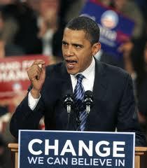 Obama lecturing