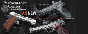Part of Smith & Wesson's product line