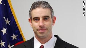 ATF Agent William Clark