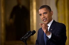 Barack Obama presser