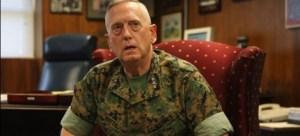 """Gen. James """"Mad Dog"""" Mattis"""