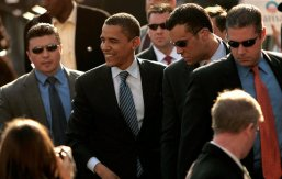 Obama Secret Service Protection