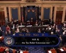 senate chamber fiscal cliff