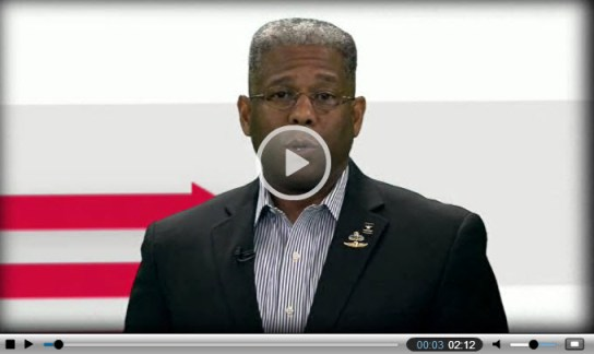 Next Generation TV  , Allen West