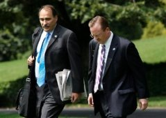 David Axelrod, Robert Gibbs