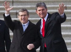 Sens.Mark Kirk & Joe Manchin