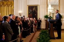 Obama Jewish Heritage Month