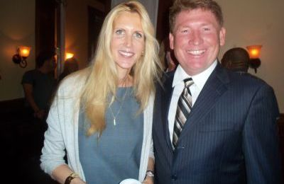 Ann Coulter & David Wagie