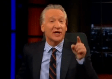 Bill Maher to Trump