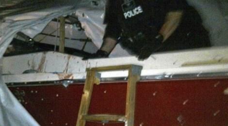 Tsarnaev boat