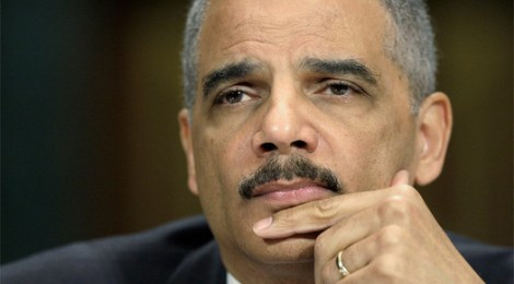 US AG Eric Holder