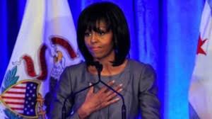 Michelle Obama gun control