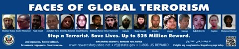 Wanted-Terrorists