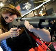 shotgunwoman