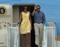 Obama vacation Marthas Vineyard
