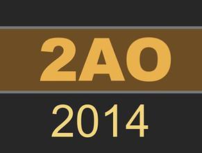 2AO sticker