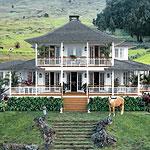 Oprah's Hawaii house