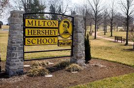 Hershey's school