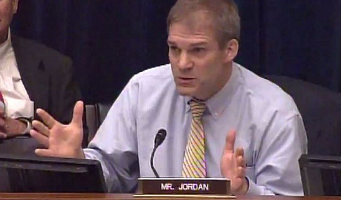 Freedom Caucus founder Jim Jordan is one of the leading voices pushing for Attorney General Sessions to create a probe to look into James Comey