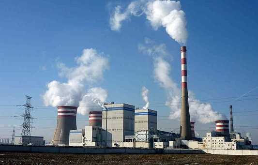 coal fired plant