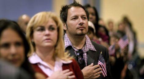 Immigrant citizens Miami