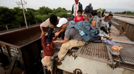 Immigrant train