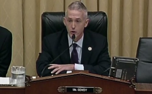 Trey Gowdy's brilliant questioning makes absolute fool of ...