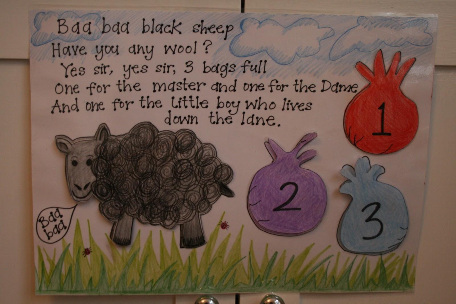 Baa Baa Black Sheep Racist Lyrics Rewritten Are We