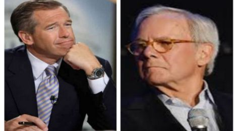 Tom Brokaw, Brian Williams