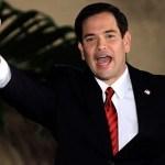 Marco Rubio thumbs up