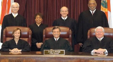 Florida Supreme Court 2015