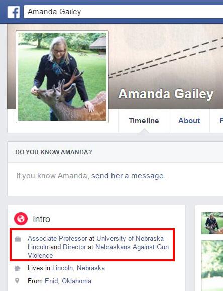 Amanda Gailey Page