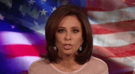 Judge Jeanine screen shot