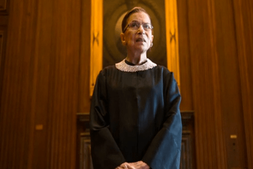 Ginsburg won't attend Trump's first State of the Union