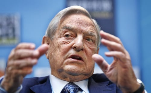 george soros sued by judicial watch over Open Society Foundation