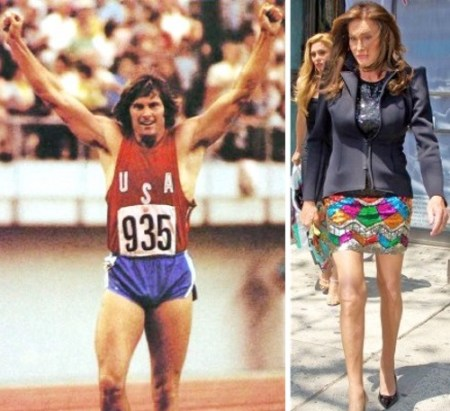 caitlyn bruce jenner before after sex change surgery