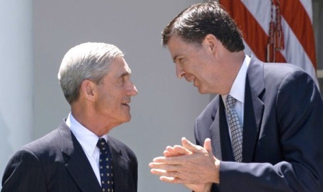 sg robert mueller james comey friendship past conflict of interest recuse resign
