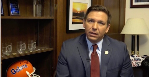 Florida GOP Rep. DeSantis announces bid for governor