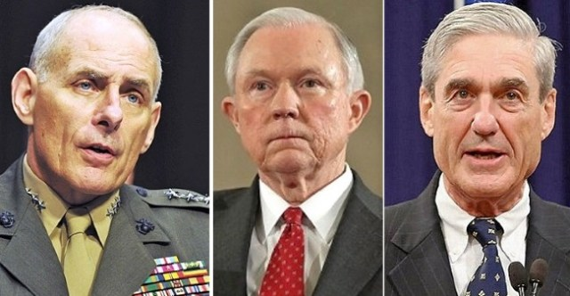 chief of staff john kelly jeff sessions special counsel robert mueller fired