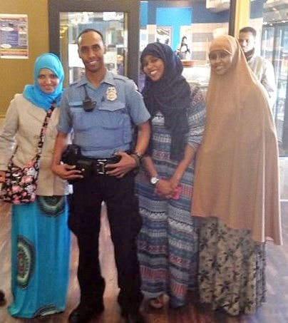 Is this Mogadishu or Minneapolis? Minneapolis has the nation's largest Somali community