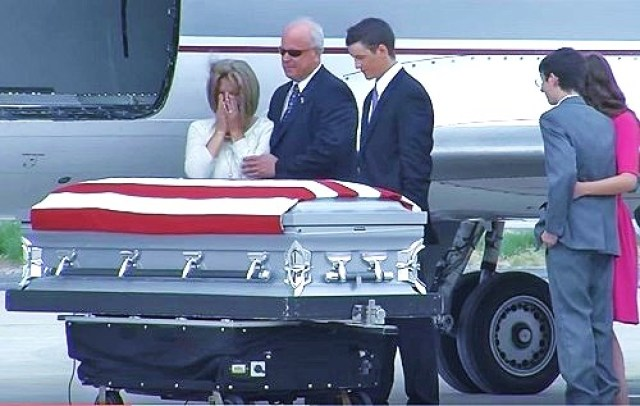 mom mourns death of US army soldier son killed in afghanistan