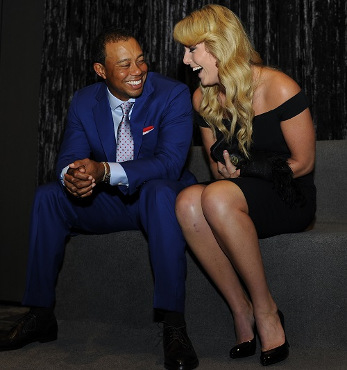 Tiger Woods threatens nude photo hackers with legal action