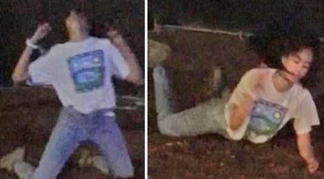 malia obama Lollapalooza dancing drugs