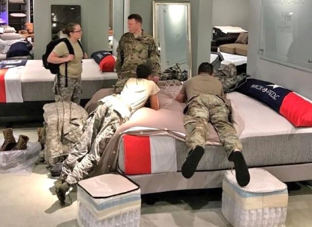 mattress mack gallery stores texas national guard harvey