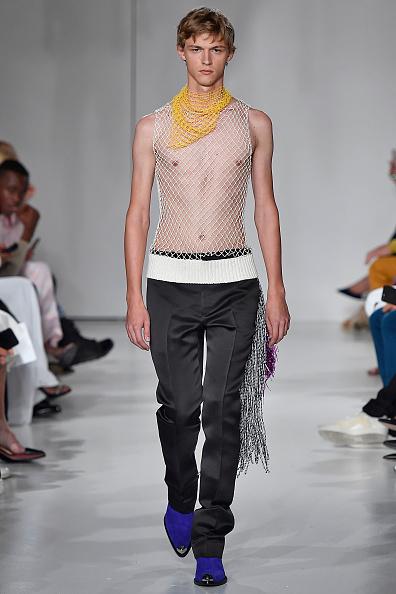 Getty Calvin Klein Collection